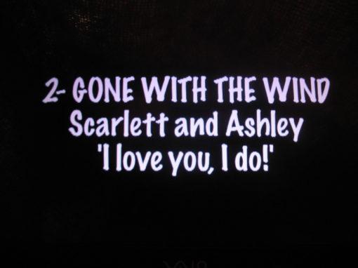 Film Karaoke 2008