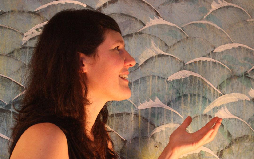 DLR Storyteller in Residence