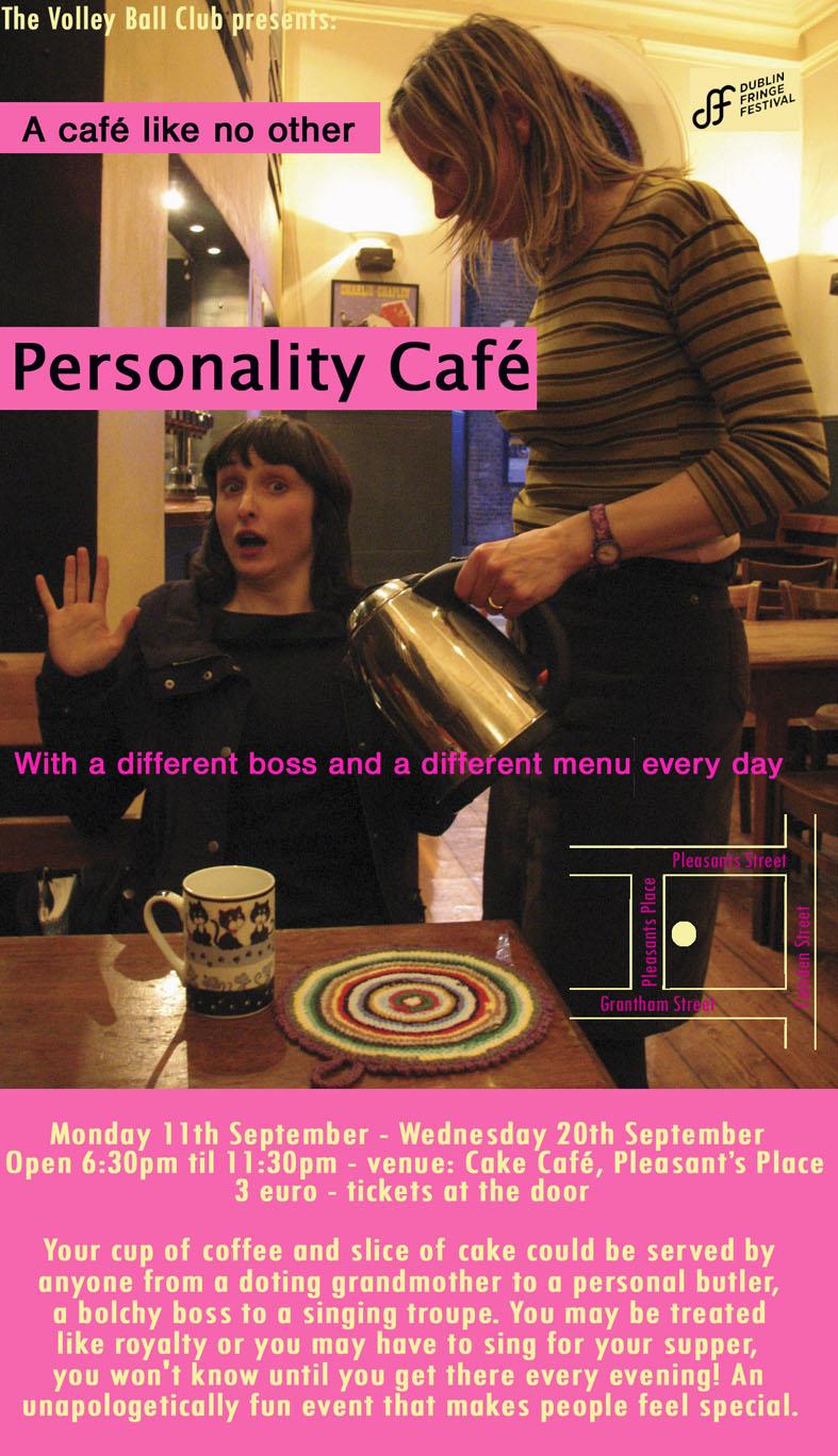 Personality Café 2006